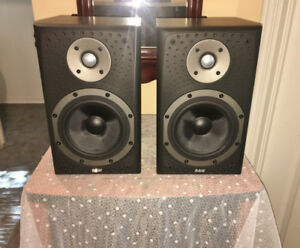 B&W Mini-Monitors (2 Pairs Available)DM303