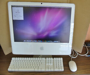 iMAC 20`2 Ghz Duo Core 3gb ram, 10% off today special!!!