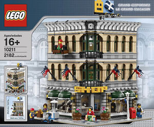 LEGO Grand Emporium - NEW and FACTORY SEALED - RETIRED