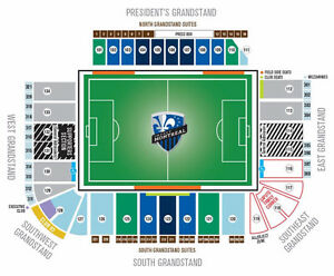 2 ticket Montreal Impact vs Toronto Fc Canadian Cup Final June 8