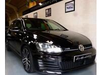 2013 Volkswagen Golf 2.0 TDI BlueMotion Tech GTD DSG 5dr