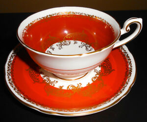 Shelley China Cup & Saucer