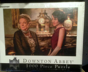 Downton Abbey 1000 Piece Puzzle SEALED NEVER OPENED