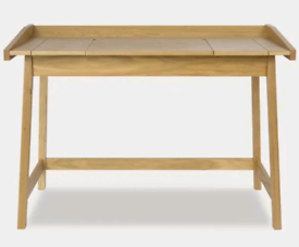 Oak desk