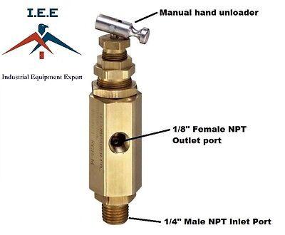 Air Compressor Unloader Control Pilot Valve 95-125 Rcb