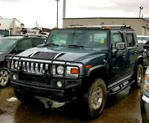 2005 HUMMER H2 SUT 4X4 V8 **VERY RARE TRUCK IN GREAT SHAPE! **