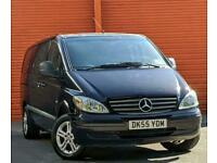 2005 Mercedes-Benz Vito 2.1 109CDI Dualiner Long 3 5dr (6 Seats) MPV Diesel Manu