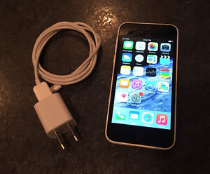 iPhone 5C, mint condition