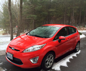 Priced to Sell! 2012 Ford Fiesta SES Hatchback