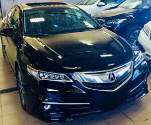 2017 Acura TLX ELITE A-SPEC SH-AWD V6 Sedan