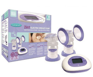 NEW sealed double breast pump