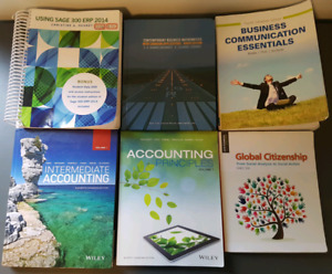 Business and Accounting Books