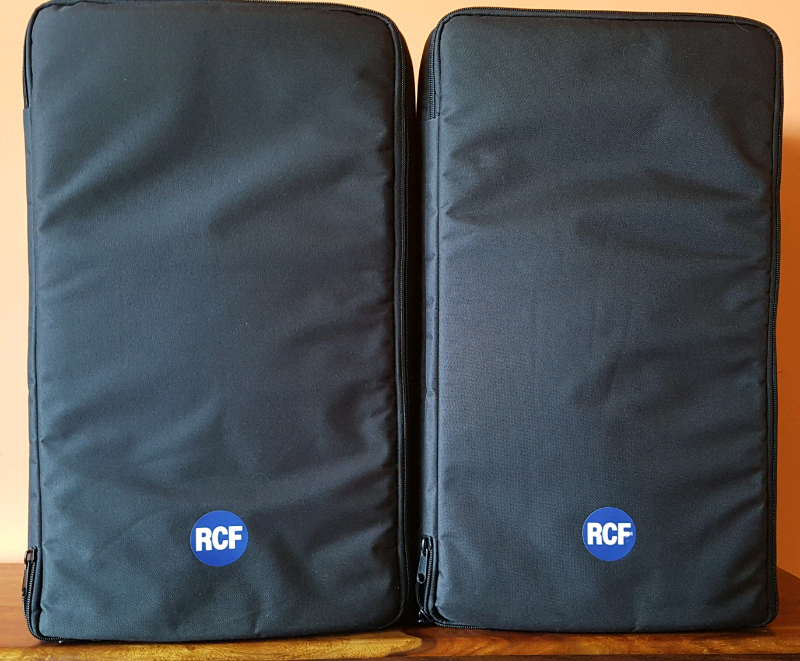 RCF ART 312A (Pair) like new with Covers | in East End, Glasgow | Gumtree
