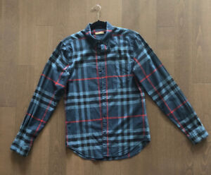 Men's Burberry Button Down Shirts, Polo and Jeans