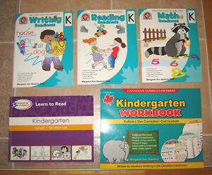 Kindergarten Readiness Books - Most New