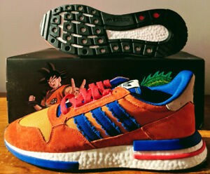 Adidas ZX 500 Dragon Ball Z Son Goku Size 11