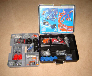 Meccano Rare Collectible Set with Dual Motors - basically new