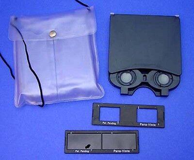PanaVista Panoramic 3D stereo viewer - must see!