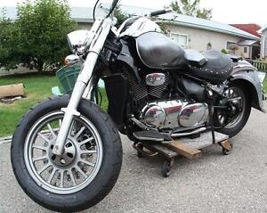 2007 Suzuki Boulevard (Parts Bike)