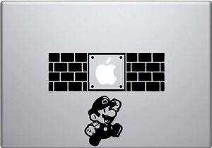 Super-Mario-inspired-vinyl-decal-sticker-for-MacBook-Laptop-Car-Window