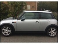 AUTOMATIC 2003 MINI COOPER ONE VERY LOW MILEAGE PANORAMIC SUNROOF LEATHER TRIM AUTO MINI COOPER ONE