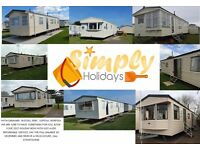 holidays in essex and yarmouth ONLY £110 a week in june
