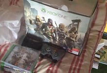 Xbox One 500 GB with 7 games and 2 controllers North Narrabeen Pittwater Area Preview