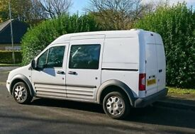Ford Transit Connect crew van. Ex police. No VAT