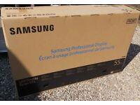 "Samsung 55"" smart Signage LH55UDEBLBB/EN video wall"