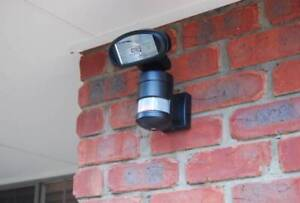 Nightwatcher Rotating Security Sensor Light - LIQUIDATION SALE