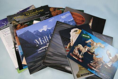 Mill Creek Studios Catalogs 1998, 1999, 2000, More