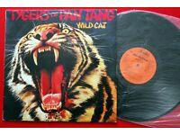 TYGERS OF PAN TANG - WILD CAT - 1980 NWOBHM - UNIQUE LABEL - RARE - EX - YUGO LP
