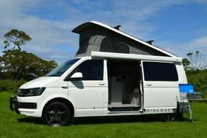 New Volkswagen Discoverer Automatic 4MOTION All Wheel Drive Campervan Albion Park Rail Shellharbour Area Preview