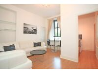 Modern Self Contained Two Double Bedroom Ground Floor Flat in West End