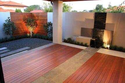 Modern Landscape Construction