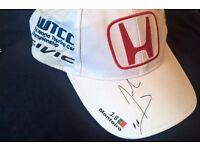 WTCC Drivers Cap - Monteiro for Honda