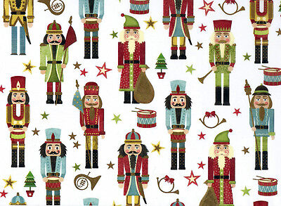 Nutcracker ~ Christmas Tissue Paper # 741 ~ 10 Large Sheets ](Christmas Tissue Paper)