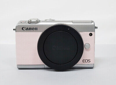 Canon EOS M100 24.2MP Digital Camera PINK Body Only