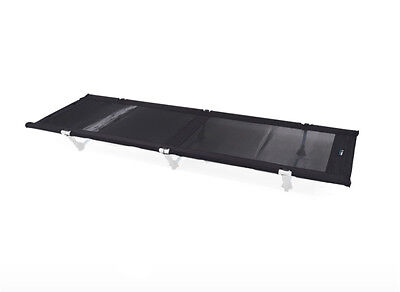 Helinox Lightweight Outdoor Portable Folding Bed Cot One Summer Kit - No Frame