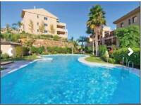 Spain 2 Bed 2 bathroom with balcony apartment in Estepona