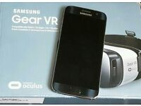 Samsung Galaxy s7 for export only + gear vr