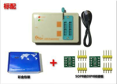 Skypro High-speed Usb Spi Programmer For 242593 Eepromspi Flashavrmcuatmel