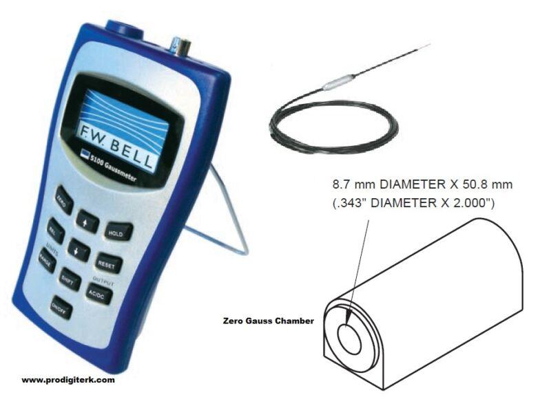 5170 FW BELL Gaussmeter Teslameter Magnetometer $1585 AUD