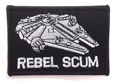 Star Wars Rebel Scum Milleniuam Falcon - Uniform Patch Kostüm Aufnäher - neu