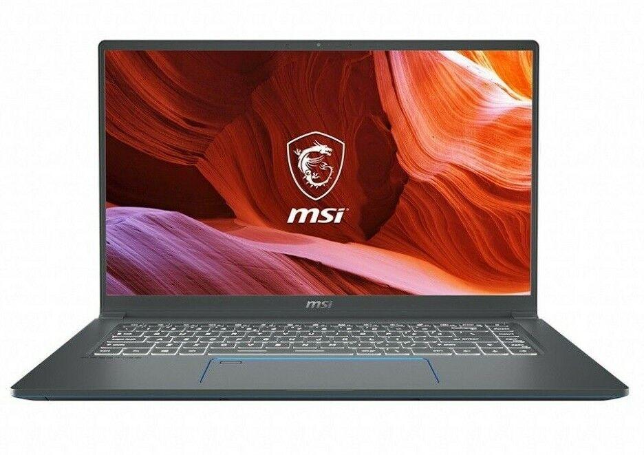 """MSI15.6"""" FHD Laptop i7-10510U 8GB DDR4 512GB SSD GeForce G"""