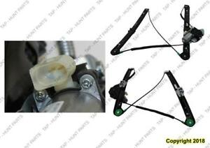 Window Regulator Front Passenger Side Power [Sedan 1999-2006] [Wagon 2000-2006] Bm1351111 BMW 3-Series (E46)