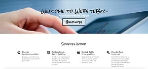 WebsiteBiz Fletcher Newcastle Area Preview