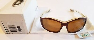 Authentic Oakley Sunglasses Disobey Cappuccino / Brown Polarized 12-907J 57 mm