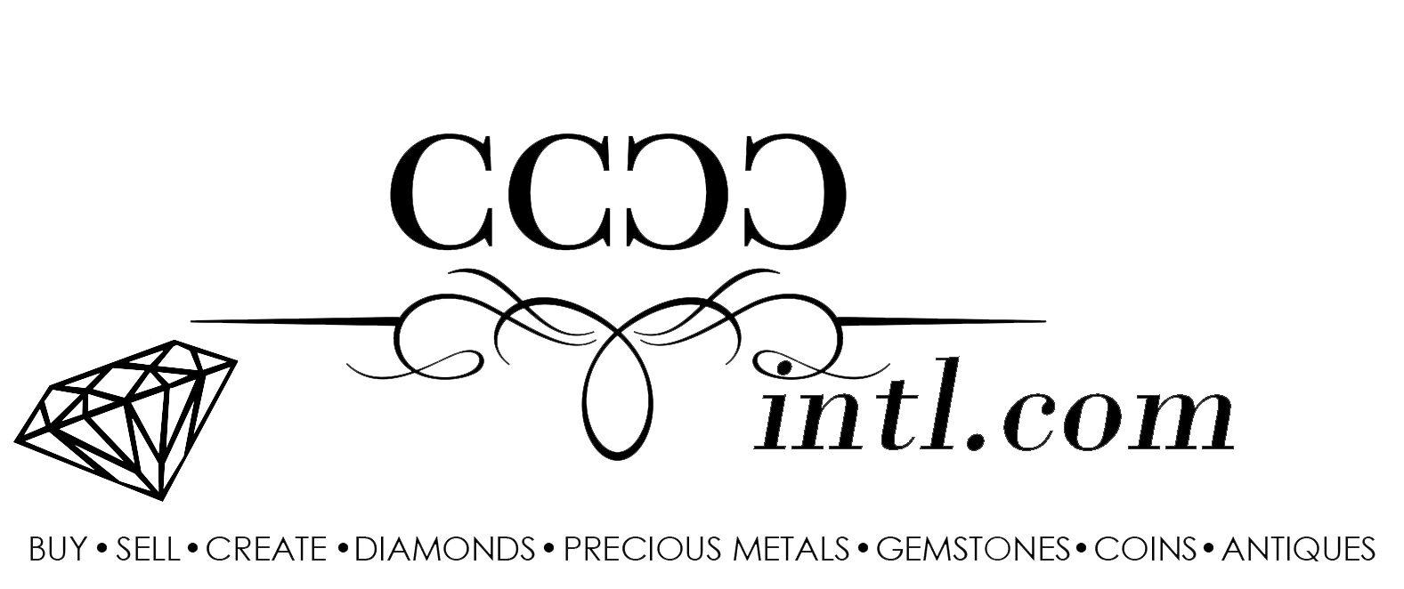 CCCC Gold Diamonds Coins Antiques