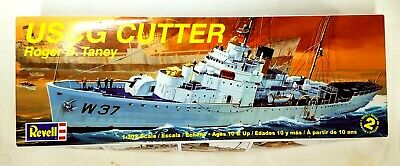 Revell USCG Cutter Roger B Taney 1/302 scale ship